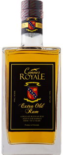 Canne Royale Rum Extra Old 750ml
